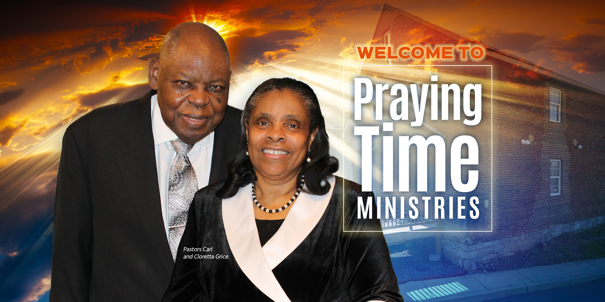 Praying Time Ministries