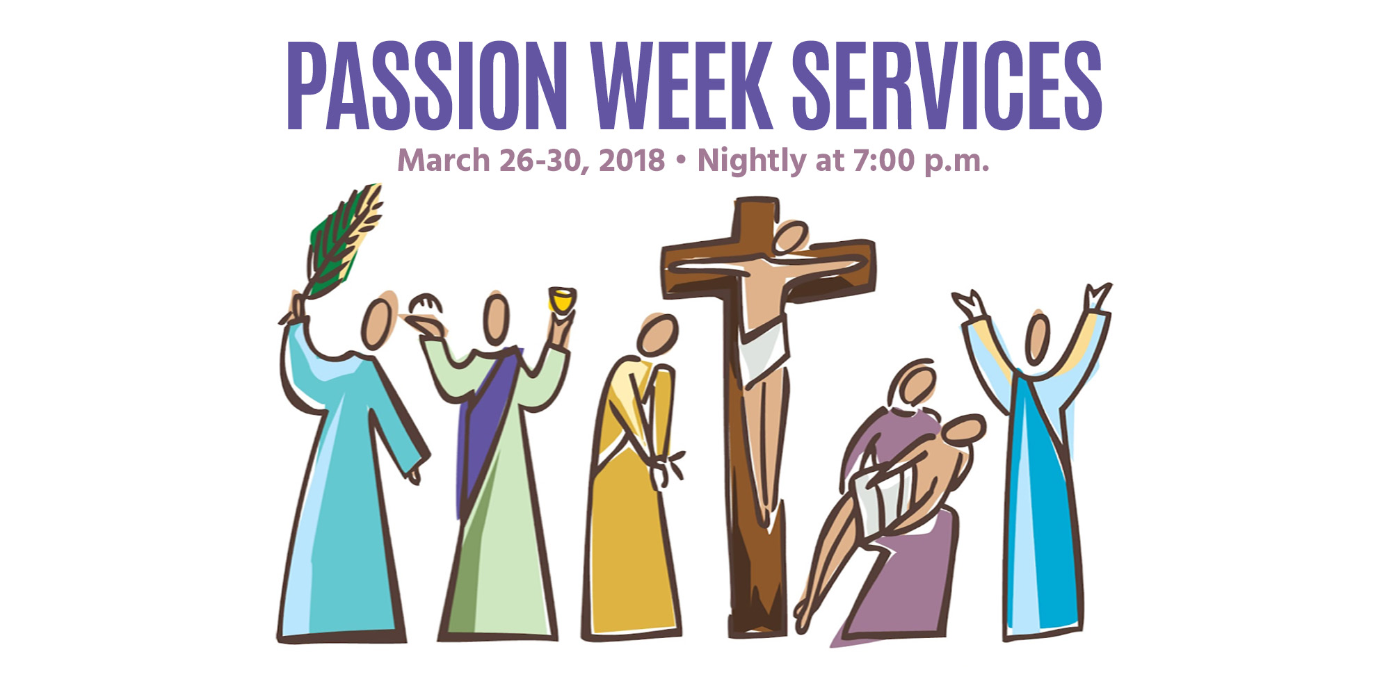 Passion Week 2018